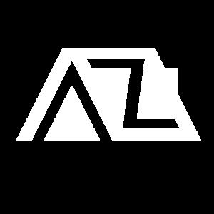 A to Z Realty White Icon